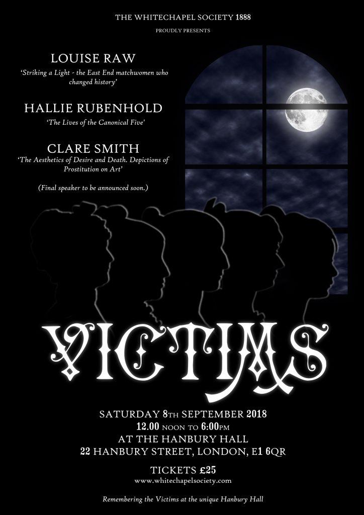 Victims Event Hanbury Hall